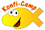 Konfi-Camp 2015 Hallo Konfigruppen aus den Kirchengemeinden - Bitte jetzt anmelden zum Konfi-Camp 2015! (Klick auf das Bild, um zum Event zu kommen)
